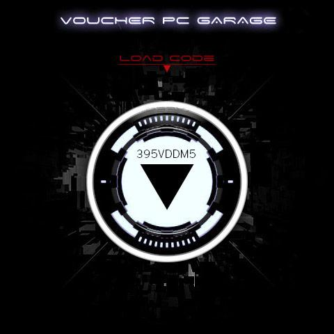 Voucher PC Garage COD reducere > 395VDDM5