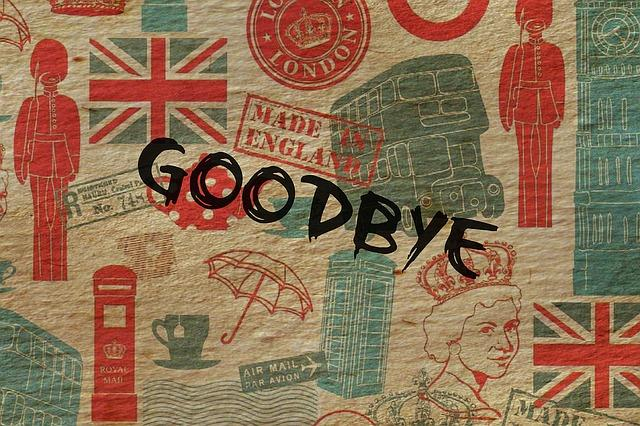 Romanians are Leaving: Goodbye, Great Britain! - Author Cristina G.