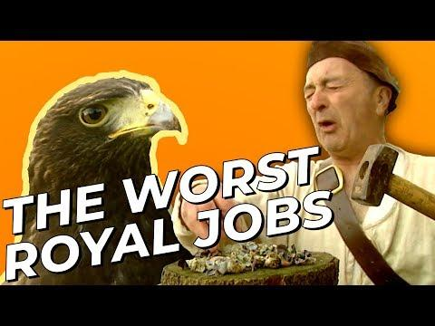 Ada Lowood: The Horrible Jobs Royalty Asked People To Perform | Worst Jobs | Absolut...